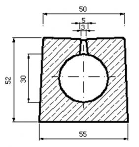 nbw stahlbetonschlitzrinne profil ii ii u nbw neust dter betonwerk gmbh. Black Bedroom Furniture Sets. Home Design Ideas